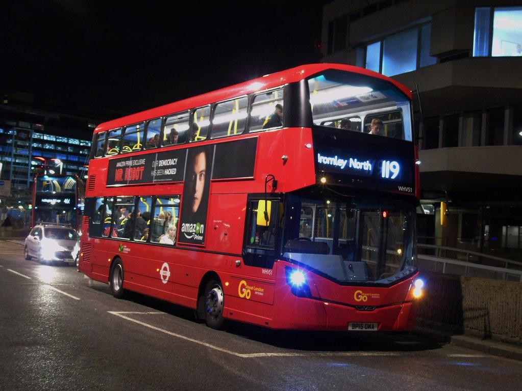 Go-Ahead London subsidiary Metrobus Wright Eclipse Gemini … | Flickr