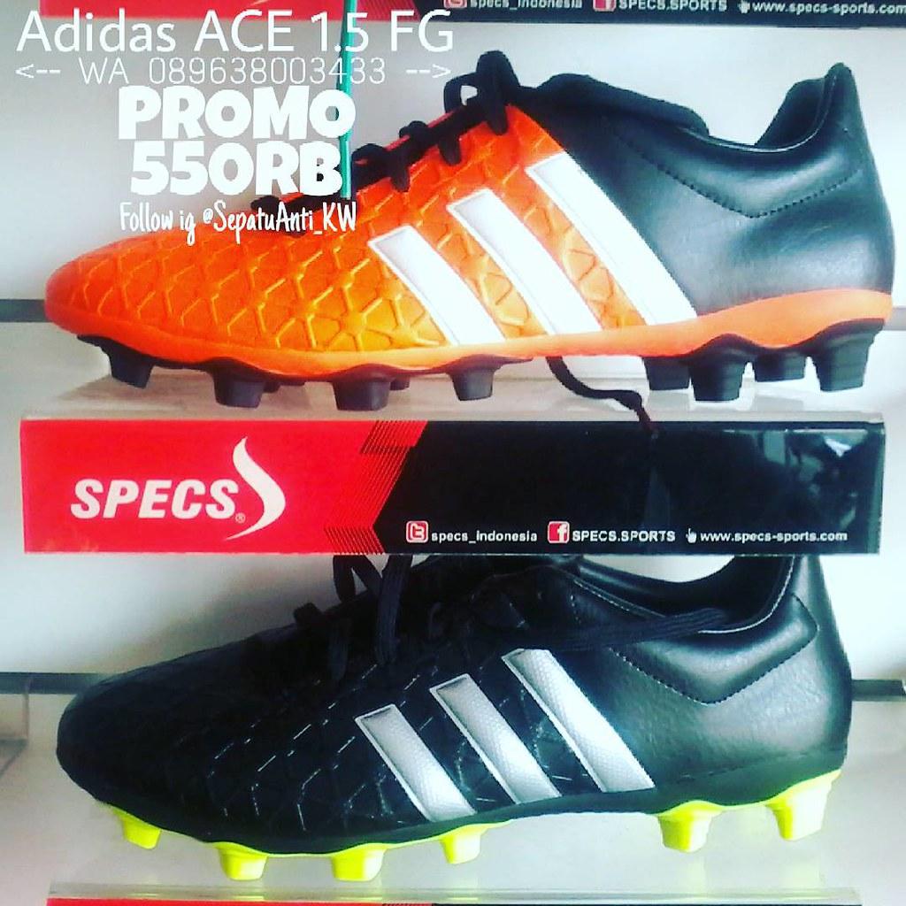... PROMO 550RB ADIDAS ACE 1.5 FG Join olshop kami sepatuantikw.com Toko  Sepatu Online Original 3f09103c30