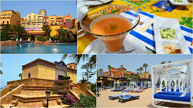 Hotel Villa Cortes, Montage 1