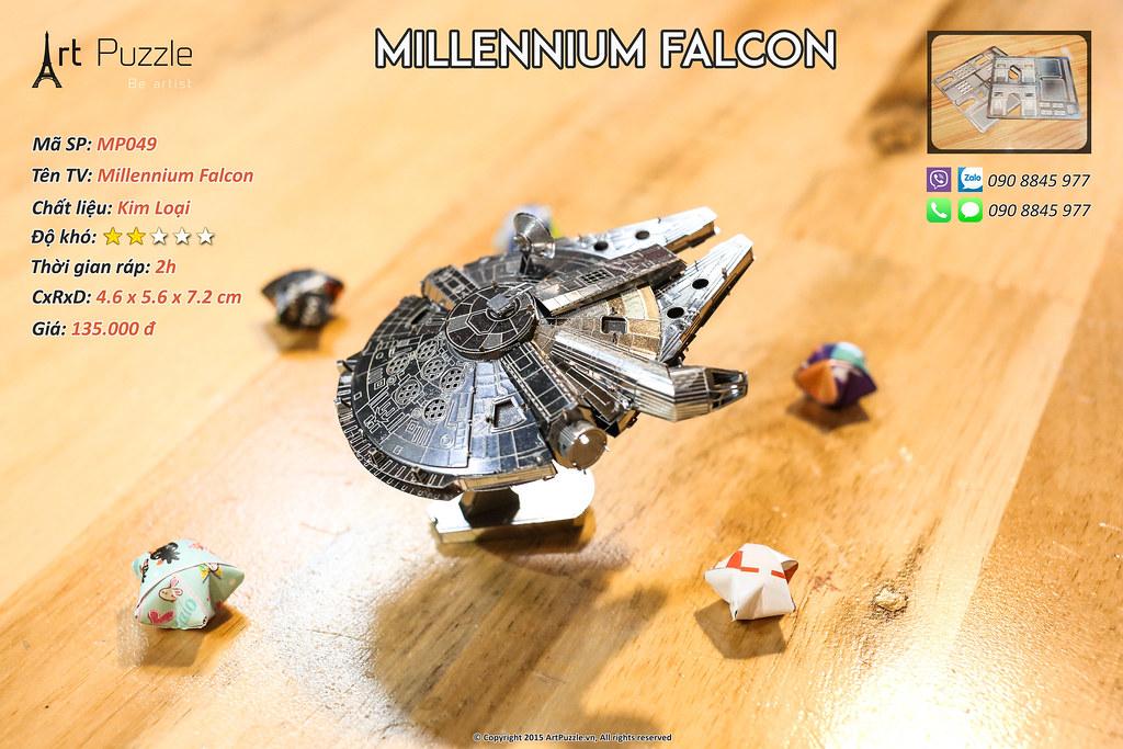 Art Puzzle - Chuyên mô hình kim loại (kiến trúc, tàu, xe tăng...) tinh tế và sắc sảo - 50