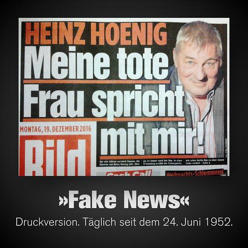 »Fake News«