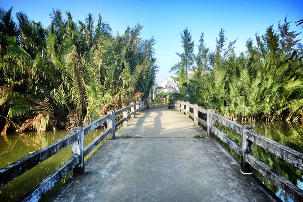 Water Coconut Village - Bridge