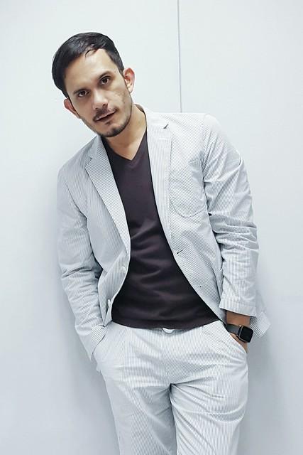 halfwhiteboy matching blazer and pants 01
