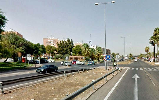 La A-376 contará con un novedoso asfalto reciclado que reducirá la contaminación acústica por Montequinto