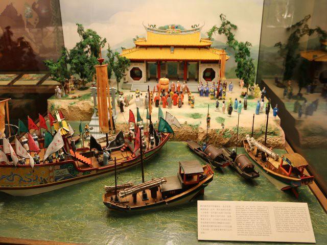 muzeul maritim 8 obiective turistice macao