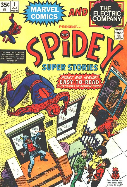 Spidey Super Stories v1