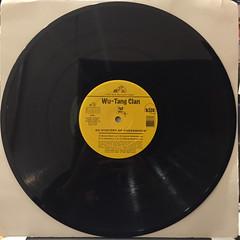 WU-TANG CLAN:C.R.E.A.M.(RECORD SIDE-B)
