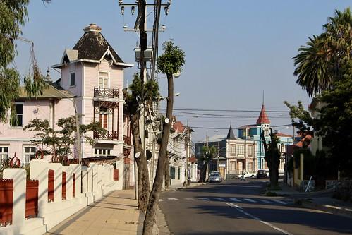 Avenida Gran Bretaña, Playa Ancha