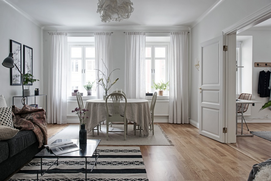 Cosy Scandinavian Apartment Inspiration Photos
