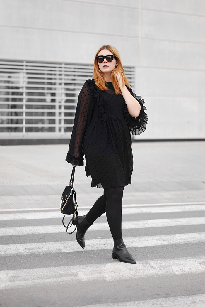 See-By-Chloe-Dress-Bell-Sleeves-7
