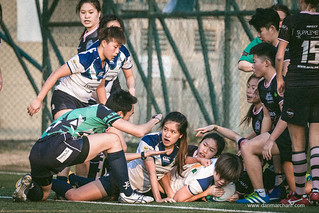 University Unicorns vs Comvita City Ladies | by Dan Marchant