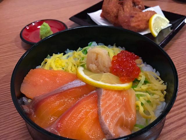Haru Set Dinner Menu at Aragan Yokocho