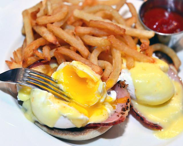 Balthazar, Mejores huevos de Benedict de Nueva York