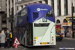 Wrightbus NRM NBFL - LTZ 1013 - LT13 - Spotify - Metroline - London 2016 - Steven Gray - IMG_8847