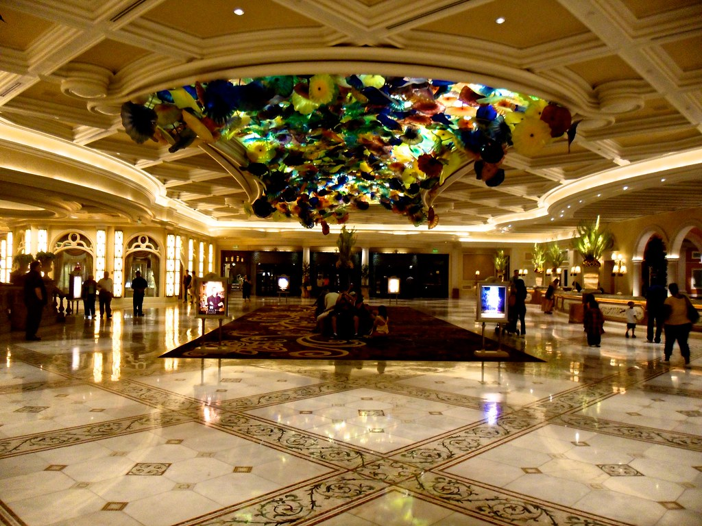 Inside the Bellagio