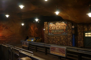 Tail Light Caverns Sign | by Disney, Indiana