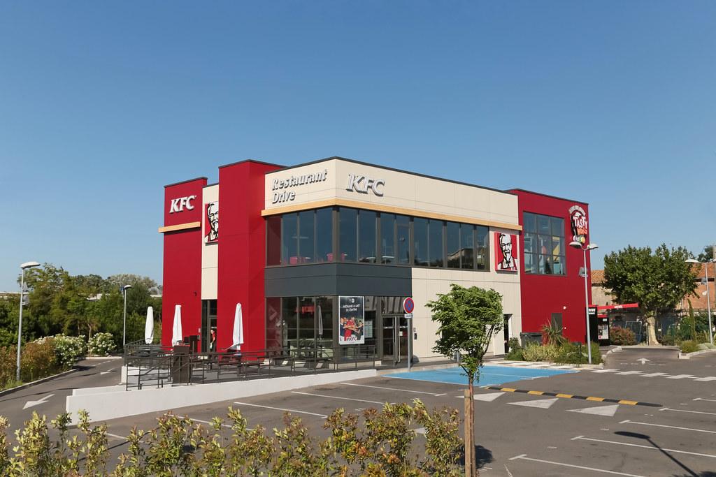 Kfc Arles Fourchon  France