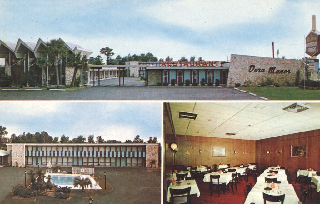 Mt. Dora Motor Lodge & Restaurant - Mount Dora, Florida