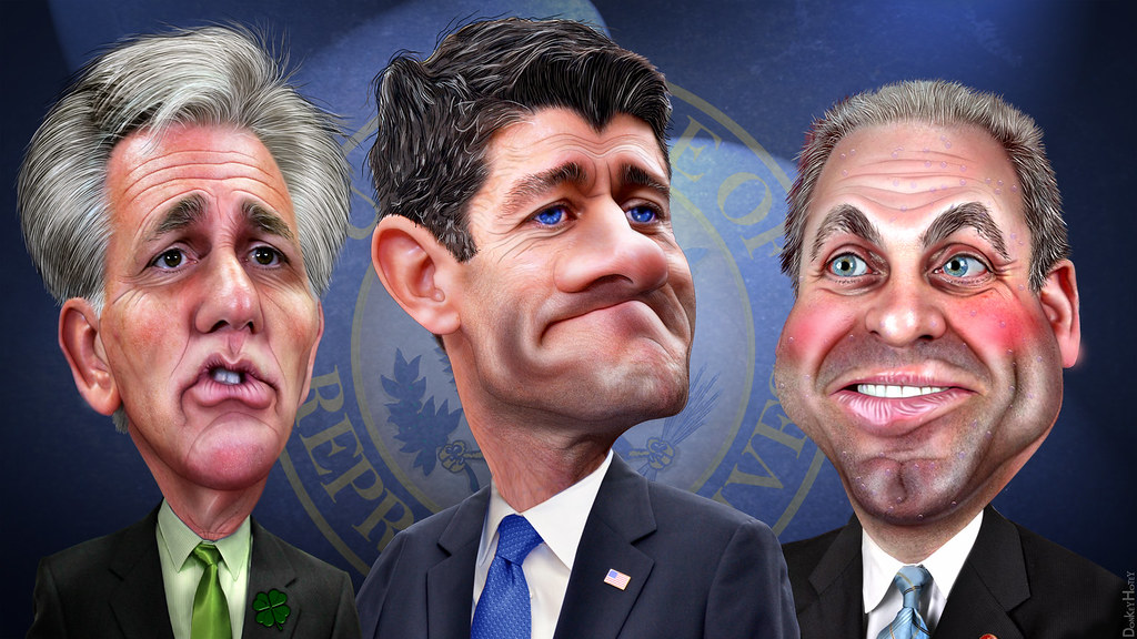 House Republican Leaders | Paul Davis Ryan, Jr., aka Paul ...