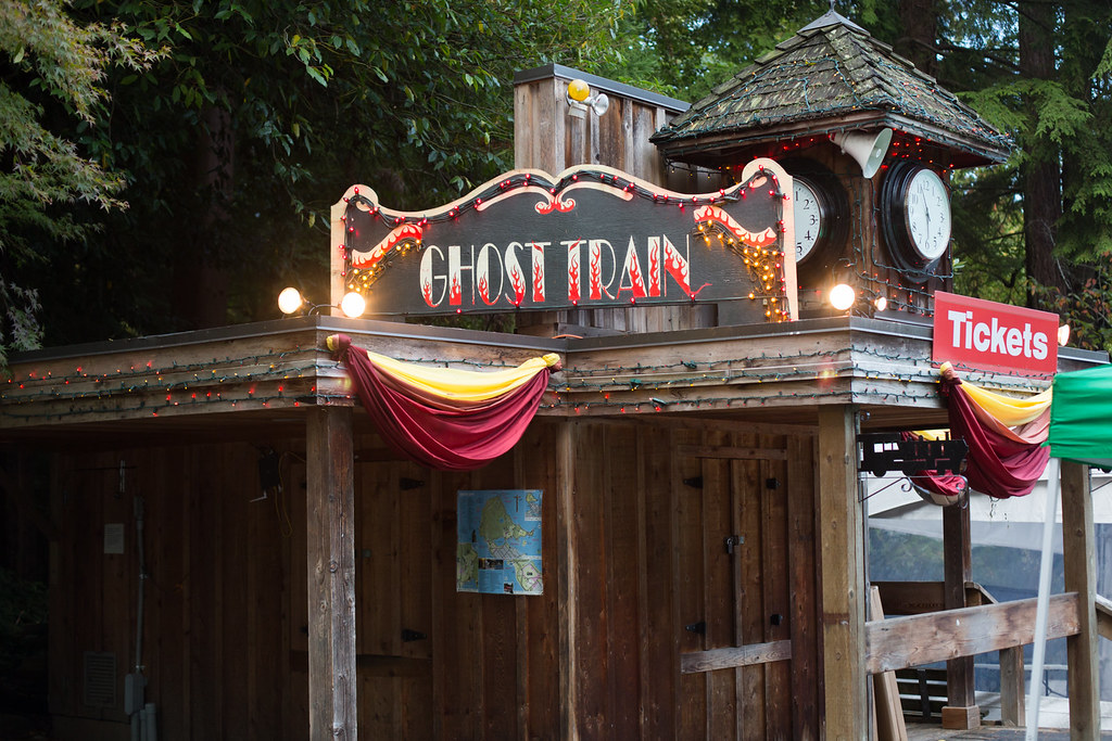 Stanley Park Ghost Train