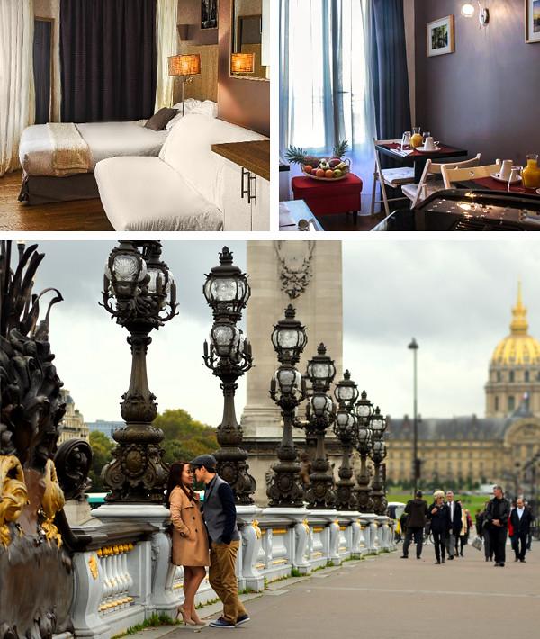 Hotel L'Union de París, el hotel más barato de París