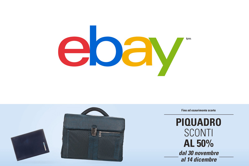 Shopping online smart! Un affare al giorno con Ebay.