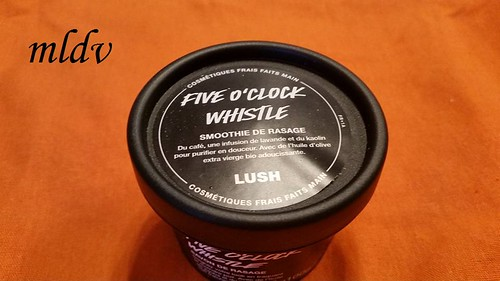 Five o'clock whistle lush