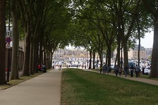 055 Weg naar kasteel Versailles
