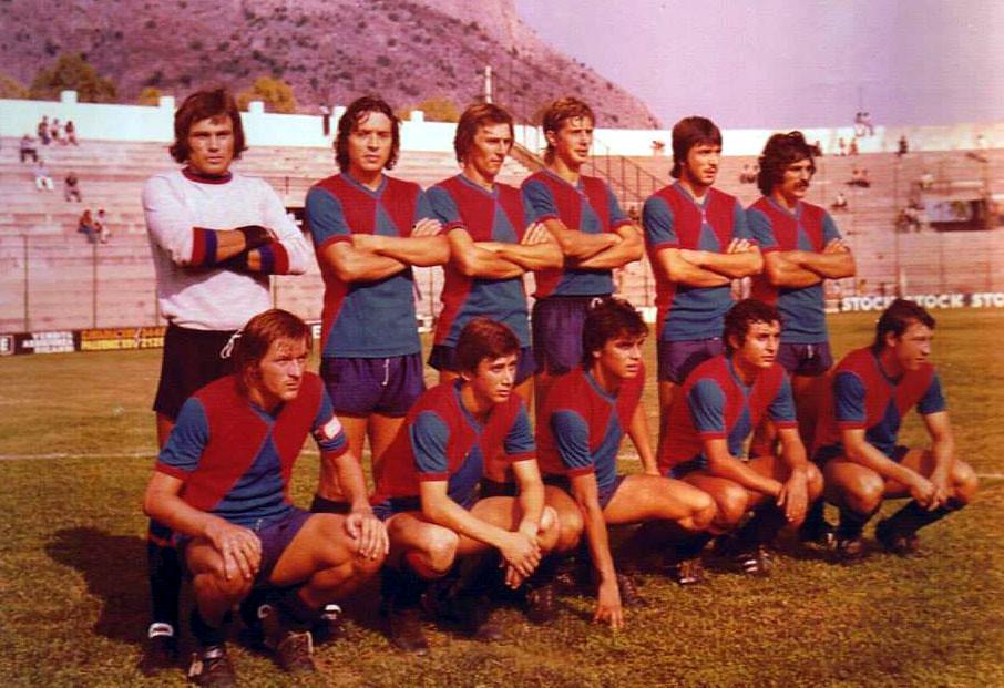 PESCARA NEW FIGURINA PANINI 1979//80-n.240 SILVA