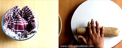 Gobi paratha recipe - step by step