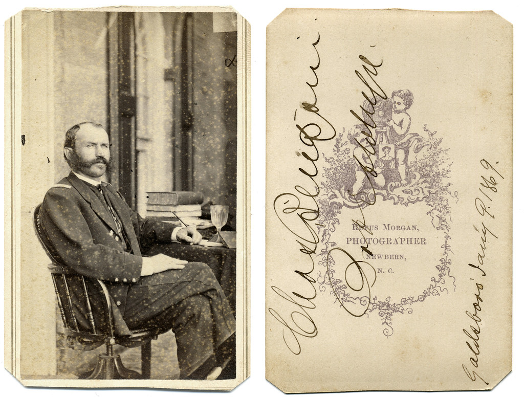 Desk Man 1869