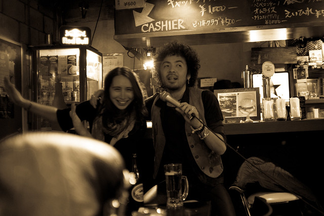 T.G.I.F. Blues Session at Terraplane, Tokyo, 13 Jan 2017 -00268