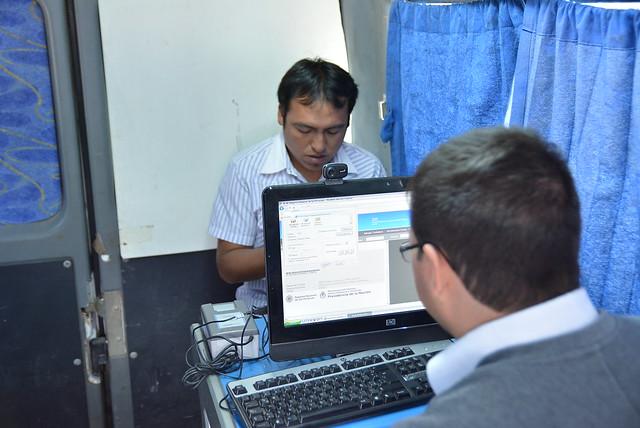 Centro de Atención Ciudadana en La Poma
