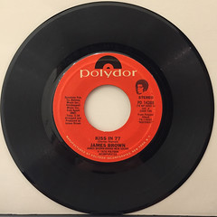 JAMES BROWN:WOMAN(RECORD SIDE-B)