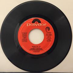 JAMES BROWN:WOMAN(RECORD SIDE-B)