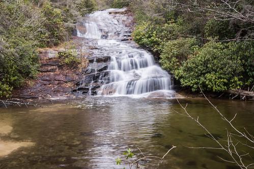Upper Grassy Falls - 9