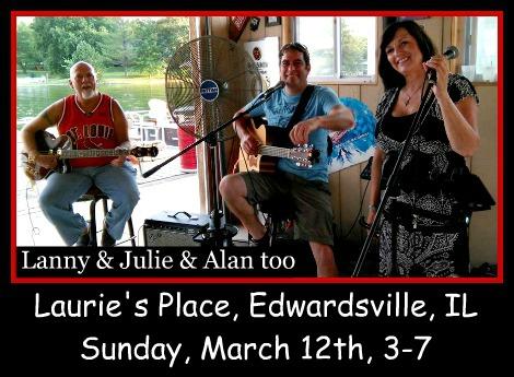 Lanny & Julie & Alan too 3-12-17