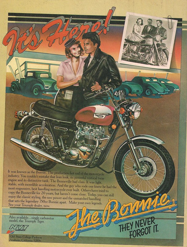 Triumph 1976