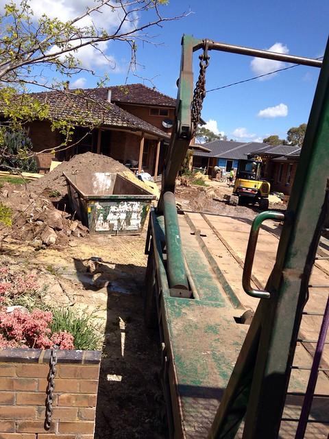 building site clean up Melbourne