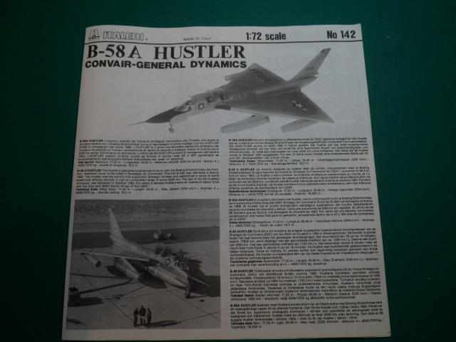 Ouvre-boîte Convair B-58 Hustler [Italeri 1/72] 21539052582_e9f7a59419_o