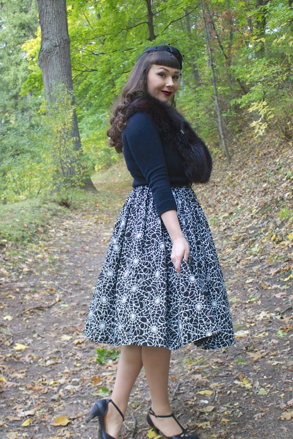 pinup girl jenny skirt