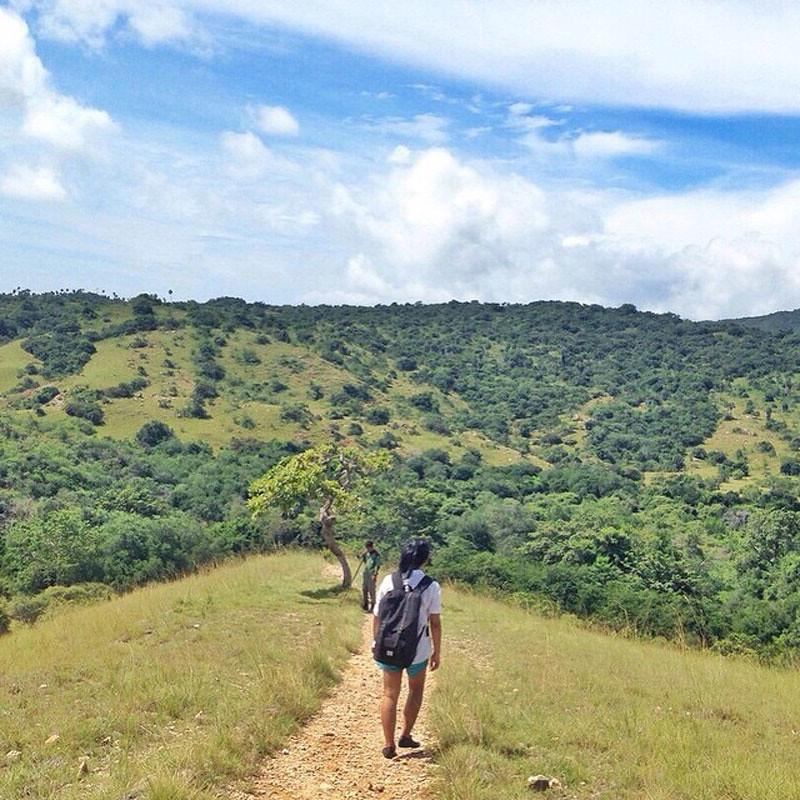 Trek Komodo Island