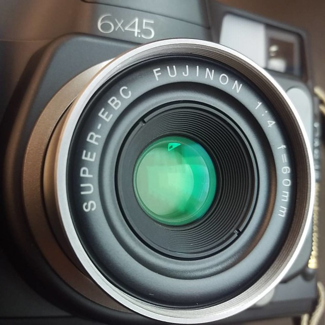 Fujifilm GA645 入手TEST