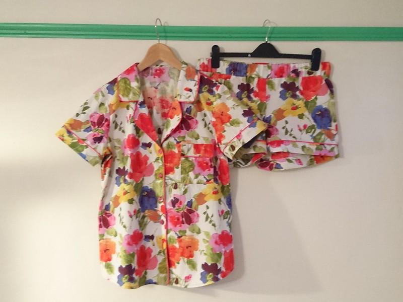 Closet Case Patterns Carolyn pajamas