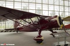 NC12817 - 10 - Private - Stinson O Replica - The Museum Of Flight - Seattle, Washington - 131021 - Steven Gray - IMG_3429