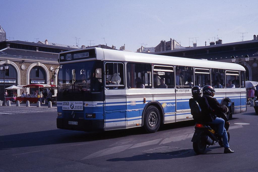 jhm 1999 0085 france versailles autobus renault sc10 flickr. Black Bedroom Furniture Sets. Home Design Ideas
