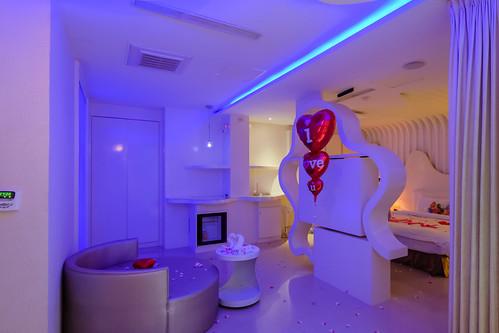【台南主題汽車旅館推薦】媜13主題超多貝殼屋讓我度過美好的一晚 (3)