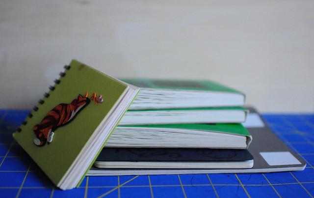 Dailies Sketchbook