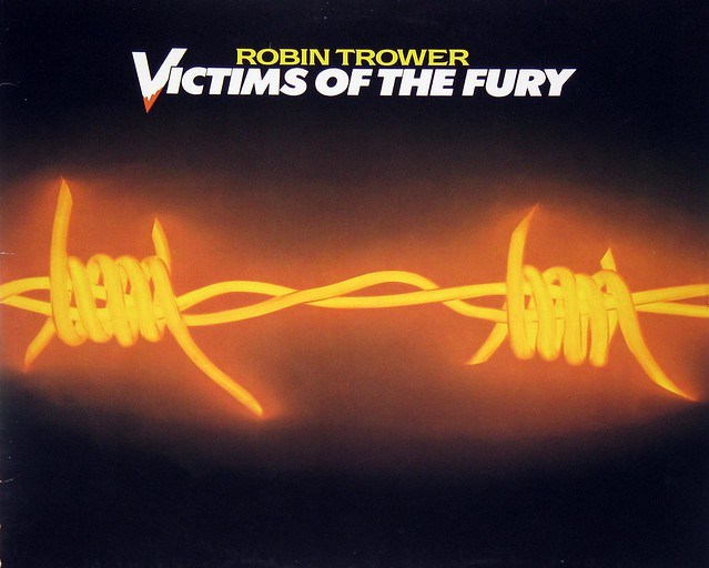 "Robin Trower - Victims of the Fury 12"" vinyl LP"