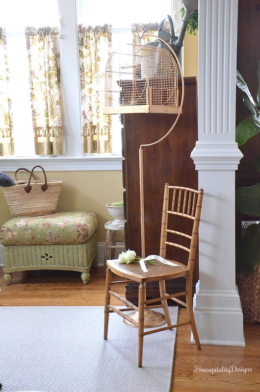 Cane and Bamboo Chair-Sunroom-Housepitality Designs